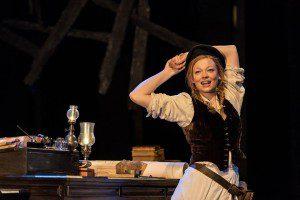 Sarah Snook as Hilde Wangel