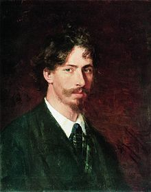 Ilya Repin (1844-1930), Self-portrait, 1878