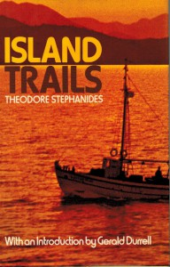The cover of 'Island Trails', published 1973