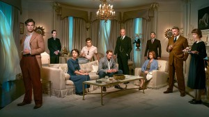 Cast of BBC1's 2015 'And Then There Were None'